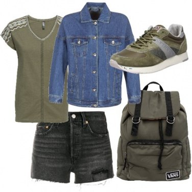 Outfit Masculin