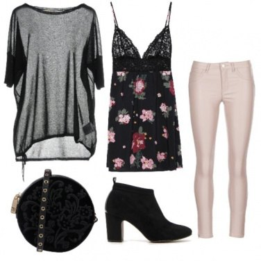 Outfit Aperitivo chic