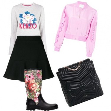 Outfit Urban #7204
