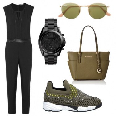 Outfit Easy Green