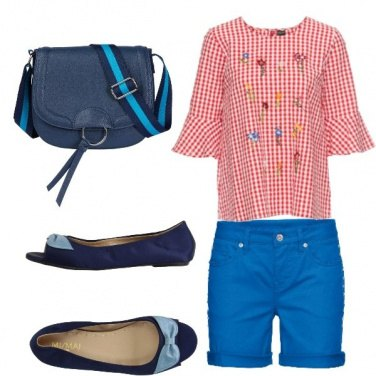 Outfit Fine vacanza