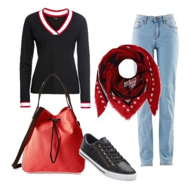 Outfit Basic #15689