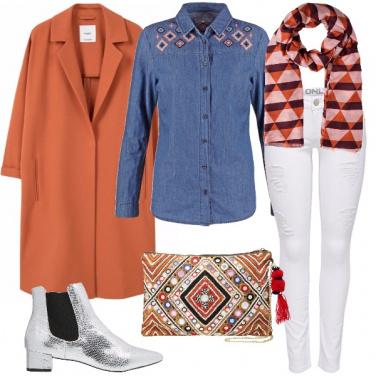 Outfit Questione di rombi