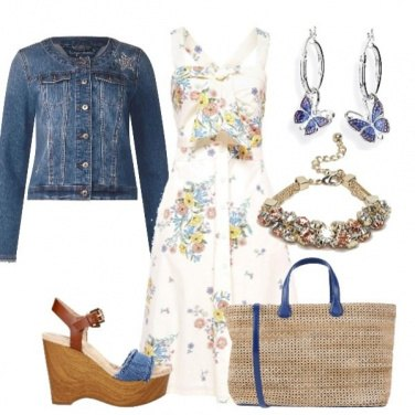 Outfit Romantica....casual
