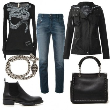 Outfit Urban #7211