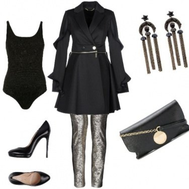 Outfit Sexy #2921