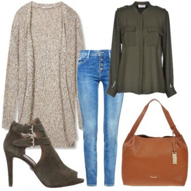Outfit Green military
