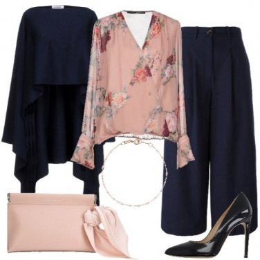 Outfit L\'eleganza del blu