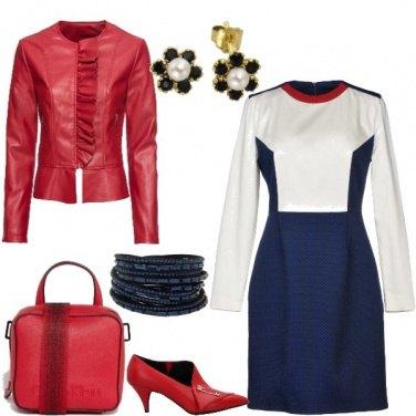 Outfit FrancesinaRossoblu