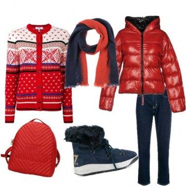 Outfit La prima neve