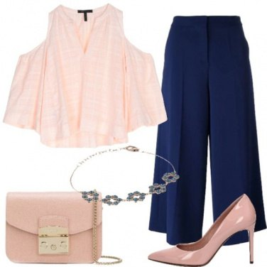 Outfit Cerimonia in pantaloni