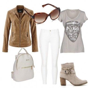 Outfit Passeggiata in centro città