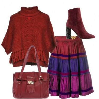 Outfit Vagamente gipsy