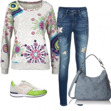 Outfit Urban #7226