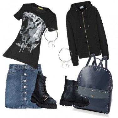 Outfit Urban #7227