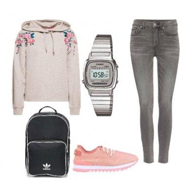 Outfit Felpa mania
