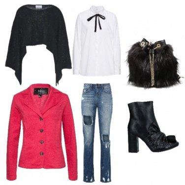 Outfit I primi freddi con brio