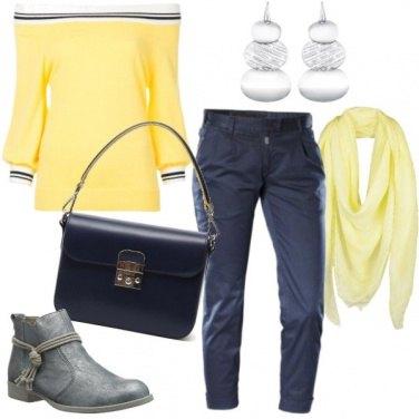 Outfit Spalle scoperte