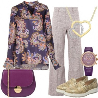 Outfit Chic ma pratico