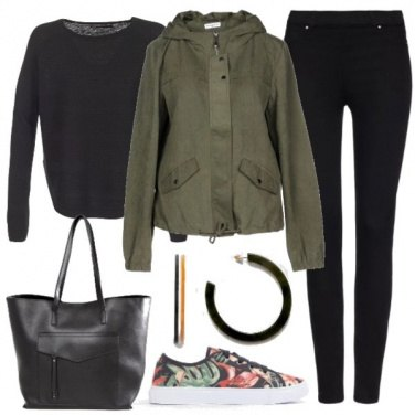 Outfit Easy a lezione