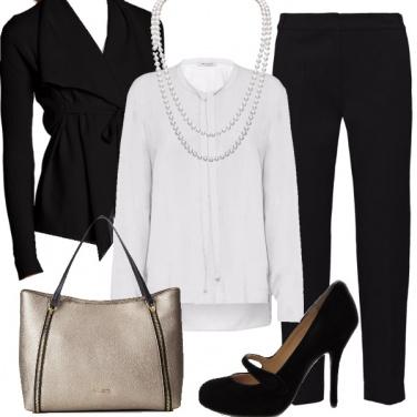 Outfit Semplicemente classica
