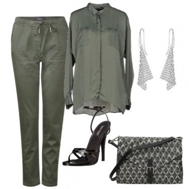 Outfit Greenerie