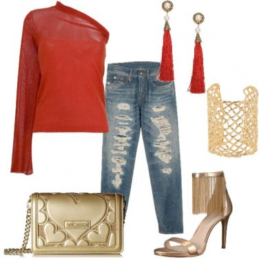 Outfit Casual...chic!