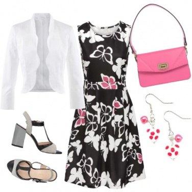 Outfit Nostalgia della primavera