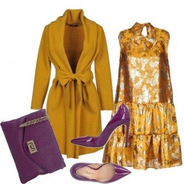 Outfit Una ragazza d\'oro!