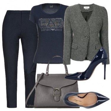 Outfit Lavoro di stile
