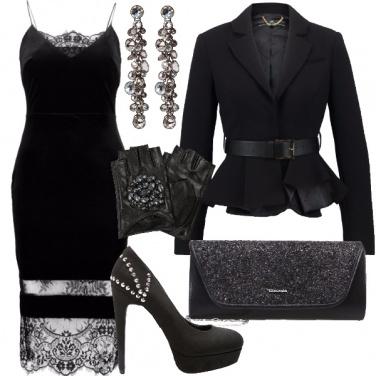 Outfit Una versione sexy rock