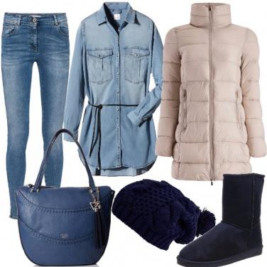 Outfit Con il jeans non sbagli mai