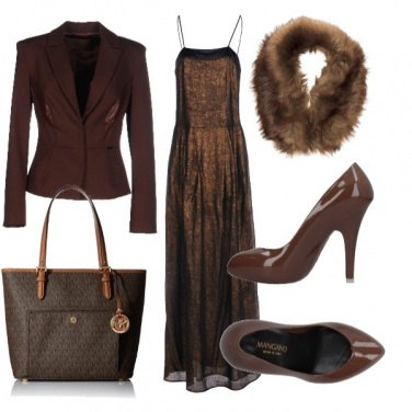 Outfit Brown in the Office
