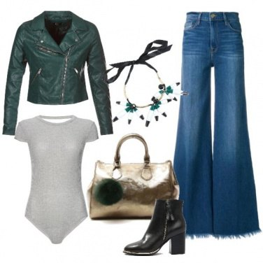 Outfit Con i jeans