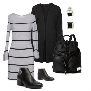 Outfit Stivaletto day