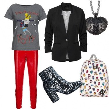 Outfit Urban #7263