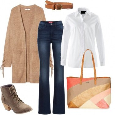 Outfit Fall Cardigan