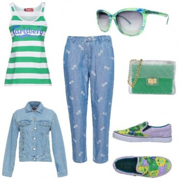 Outfit Urban #7264