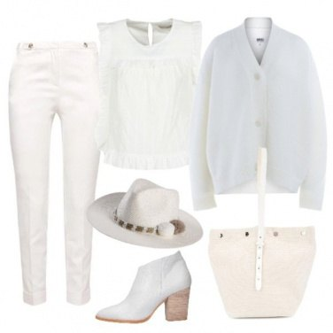 Outfit Romantic west