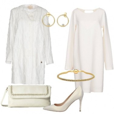 Outfit Chic in white