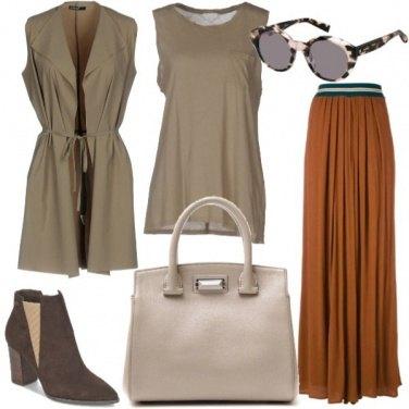 Outfit Ritorno allo stivaletto