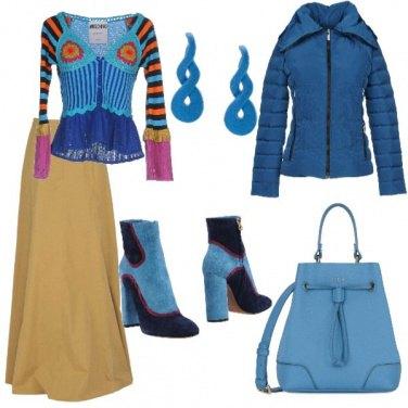 Outfit Accostamenti particolari