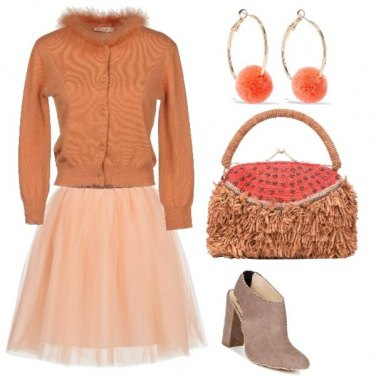 Outfit Originale color del sole