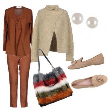 Outfit Caldi colori d\'autunno