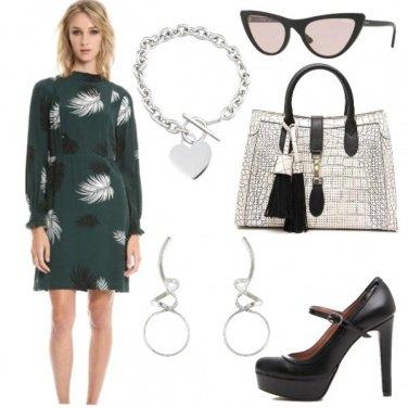 Outfit Piume Bon Ton