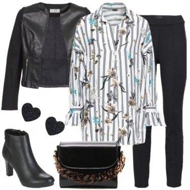 Outfit La blusa oversize