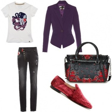 Outfit Urban #7269