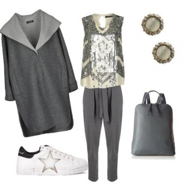 Outfit Grey day