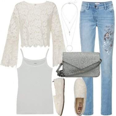 Outfit Romantic street