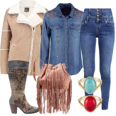 Outfit A tutta birra e musica country